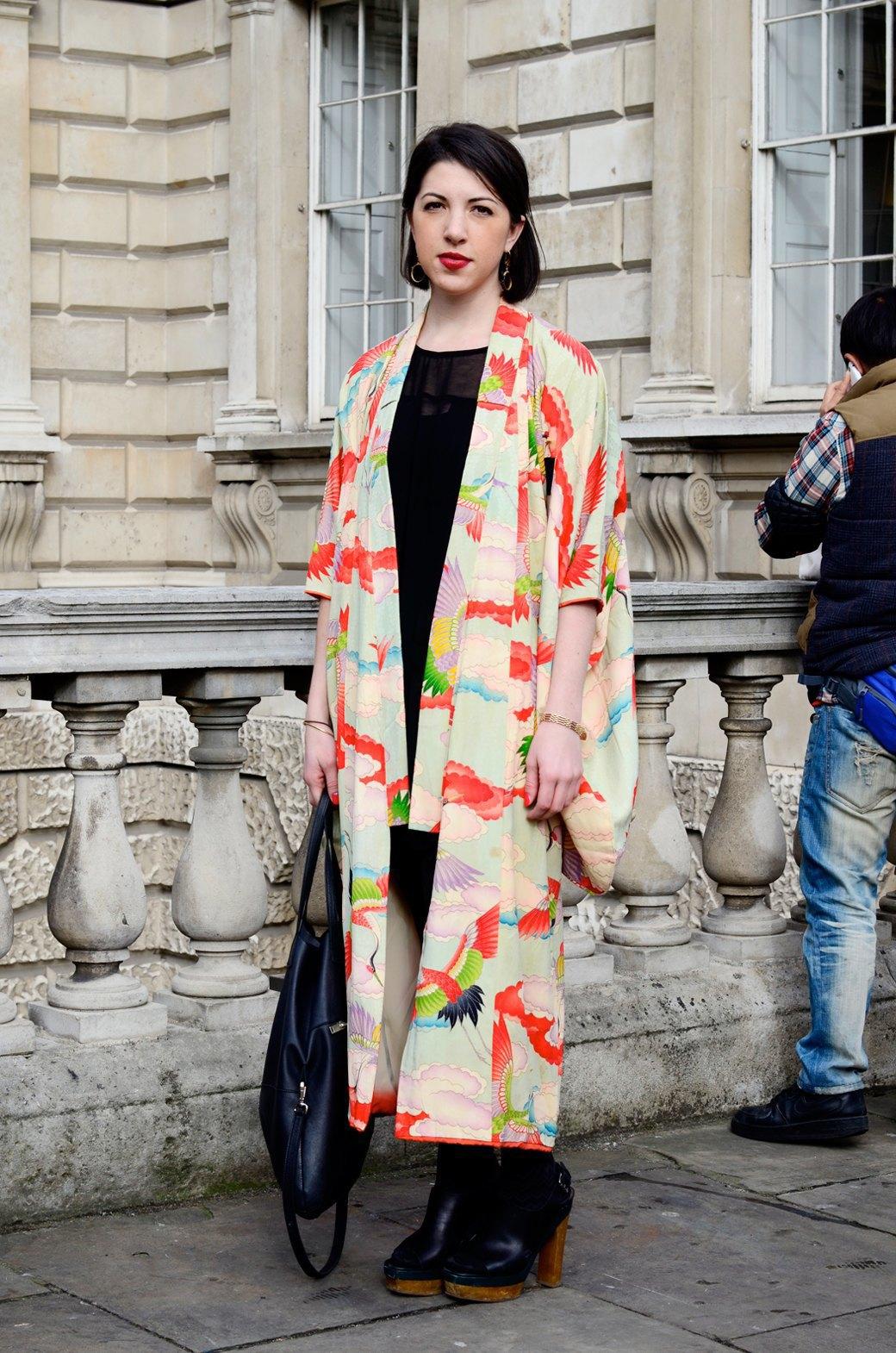 Неделя моды в Лондоне, часть I. Изображение № 11.