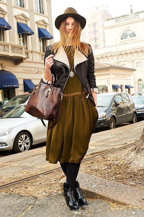 Стритстайл: Неделя моды в Милане,  часть II. Изображение № 20.
