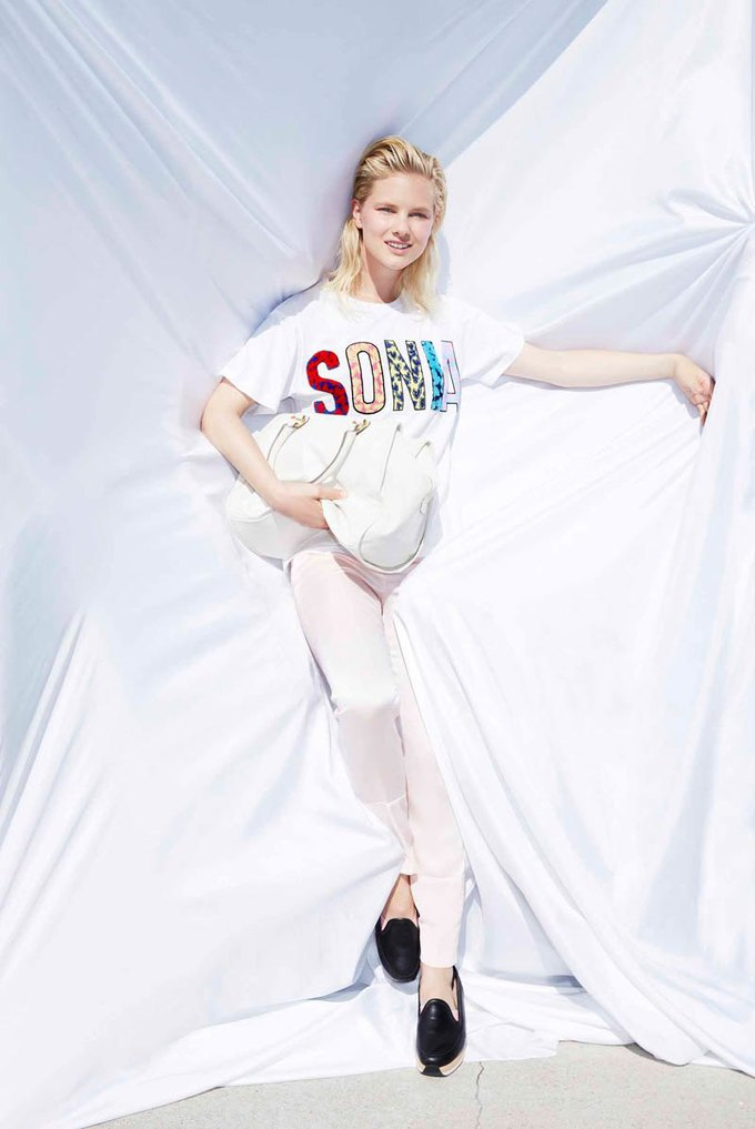 Пастель и полоска в новой коллекции Sonia by Sonia Rykiel. Изображение № 15.