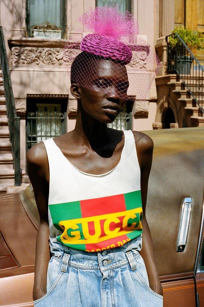 Gucci показали коллаб с дизайнером Дэппер Дэном. Изображение № 30.