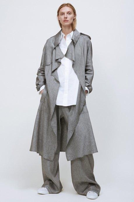 Тренч: Верхняя одежда  для прохладного лета. Изображение № 4.