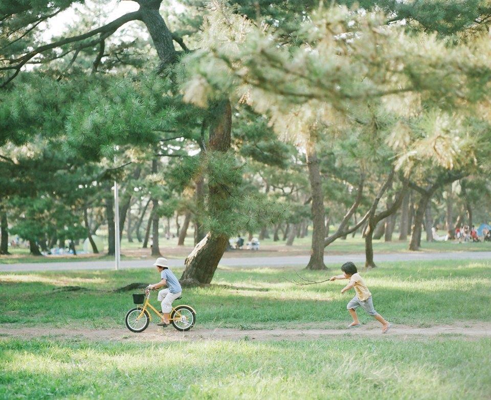 «Хару и Мина»: Летопись детства. Изображение № 22.