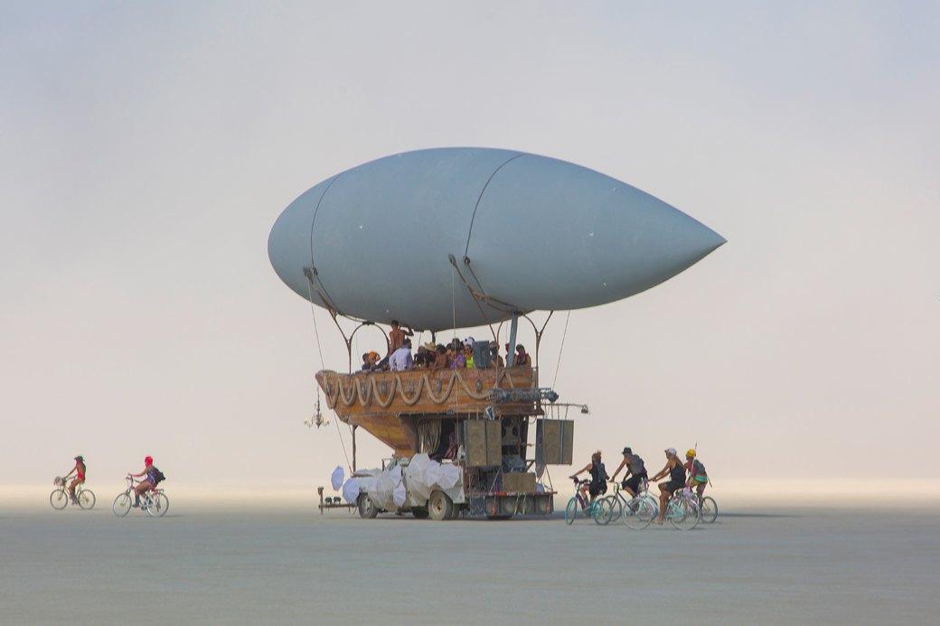 Другая планета: Как я побывала на Burning Man. Изображение № 8.