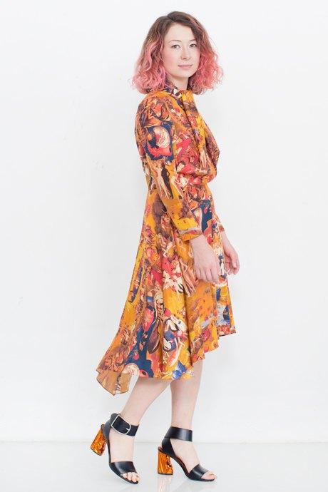 Менеджер культурных проектов Катя Савченко о любимых нарядах. Изображение № 2.