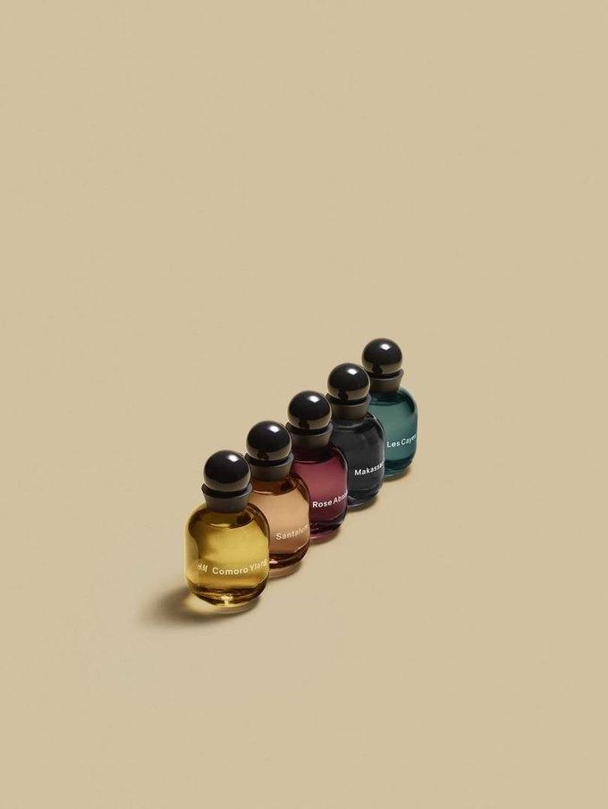 H&M и парфюмеры Givaudan представили 25 новых ароматов . Изображение № 3.