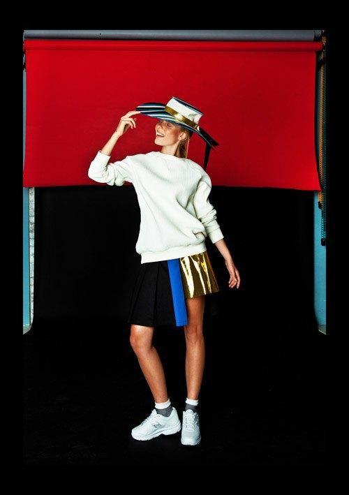 Кожаные шляпы и халаты в новой коллекции Anton Belinskiy. Изображение № 5.