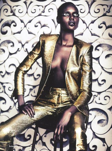 10 моделей африканского происхождения. Изображение № 42.