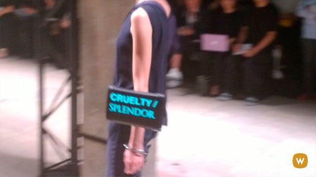 Прямой репортаж  с Paris Fashion Week:  День 2. Изображение № 5.