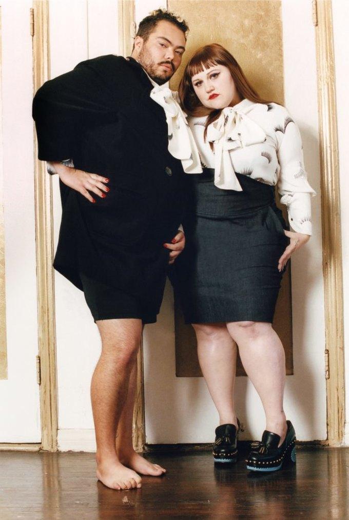 Бет Дитто представила новую коллекцию одежды плюс-сайз. Изображение № 6.