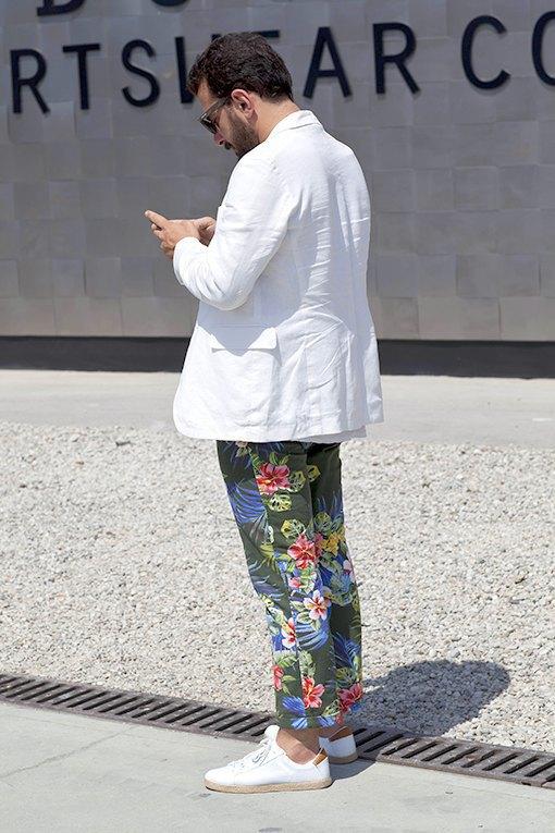 Стритстайл: Красивые мужчины на Pitti Uomo. Изображение № 12.