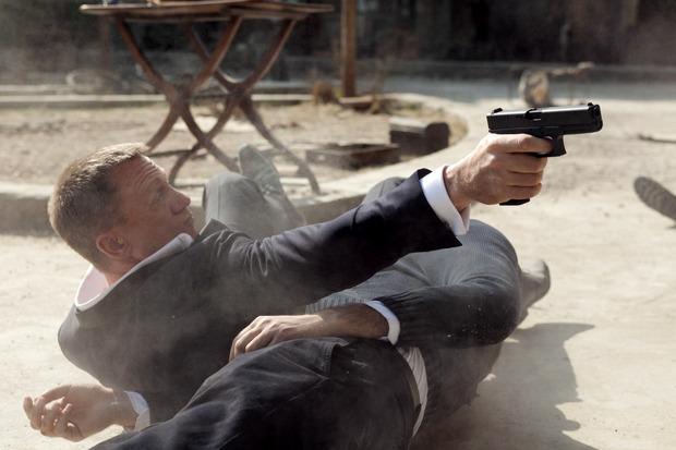 "«007: Координаты ""Скайфолл""»: Хавьер Бардем о новом Джеймсе Бонде. Изображение № 10."
