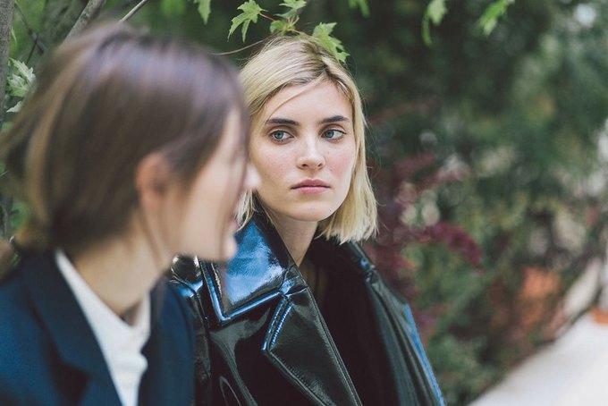 Объемные пальто и клетка в осеннем лукбуке Zara. Изображение № 20.