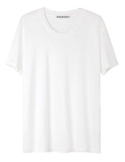 10 красивых  белых футболок. Изображение № 2.