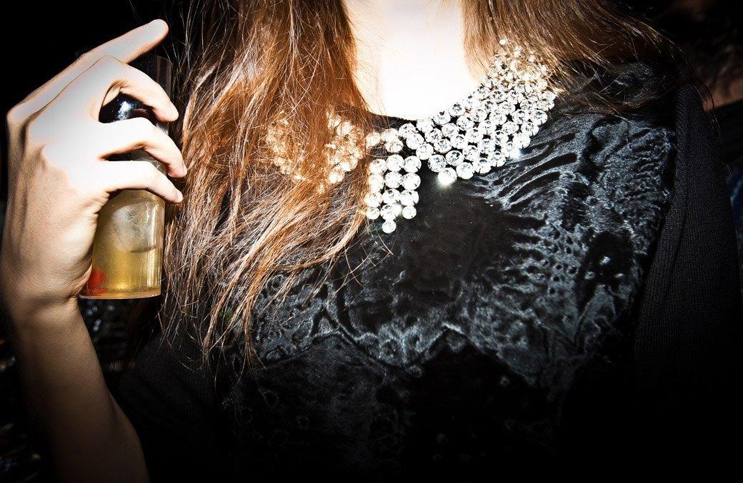 Гости вечеринки Black Caviar в баре Strelka. Изображение № 11.