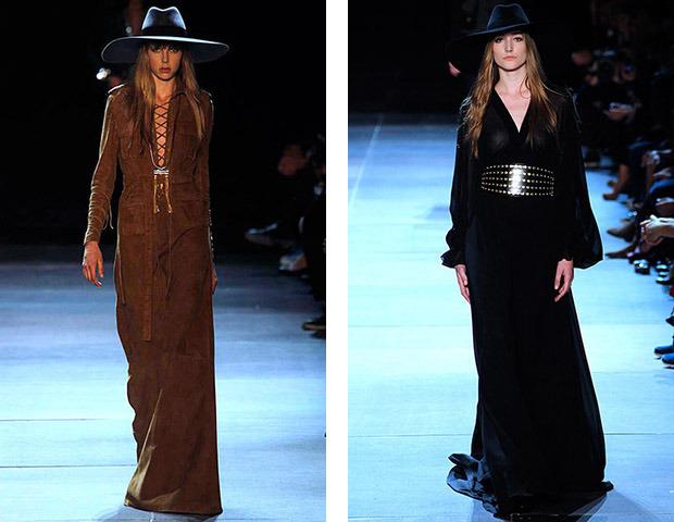 Парижская неделя моды: Показы Stella McCartney, Chloe, Saint Laurent, Giambattista Valli. Изображение № 35.