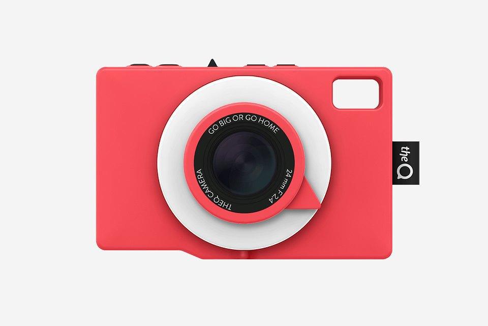 Самый красивый фотоаппарат для интернет-зависимых theQ . Изображение № 4.