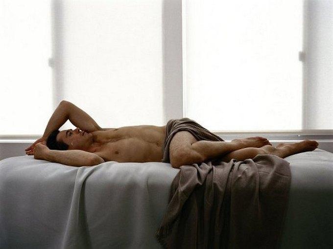 Роберт Дауни-младший в серии Сэм Тэйлор-Джонсон Crying Men. Изображение № 1.