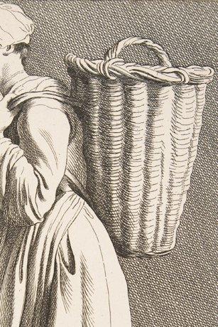 Плетёные корзинки: Летний аксессуар не только для пикника. Изображение № 2.