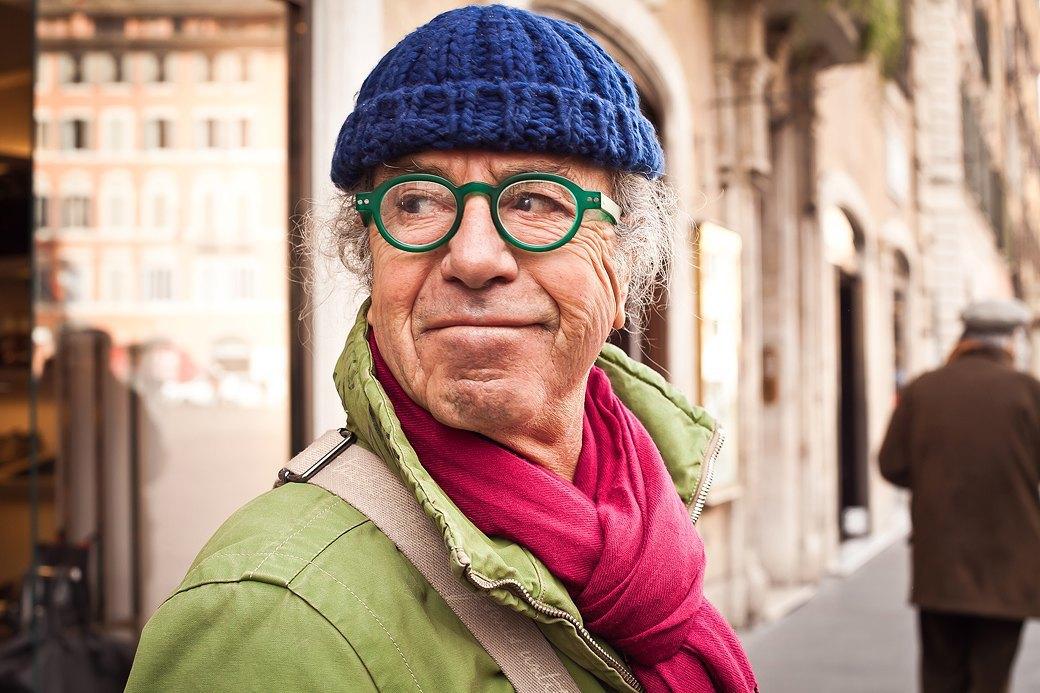 Люди на улицах Рима. Изображение № 12.