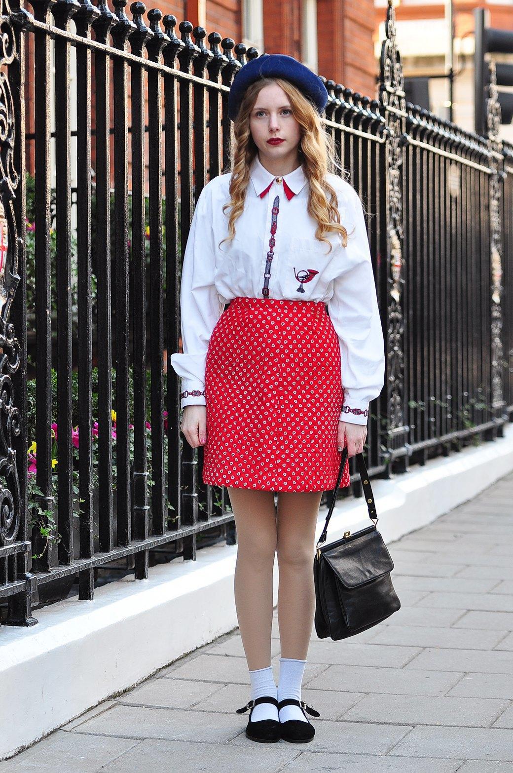 Неделя моды в Лондоне,  часть II. Изображение № 19.