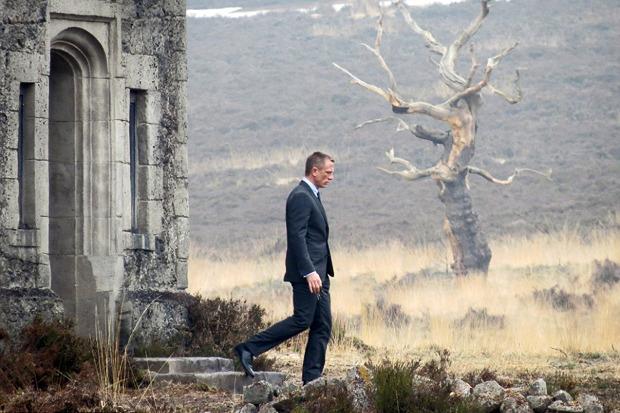 """«007: Координаты """"Скайфолл""""»: Дэниел Крэйг о новом Джеймсе Бонде. Изображение № 2."""