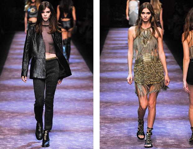 Парижская неделя моды: Показы Chanel, Valentino, Alexander McQueen и Paco Rabanne. Изображение № 36.
