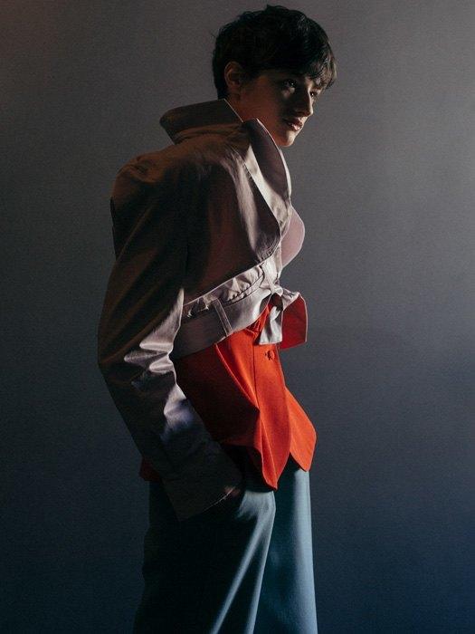 Российская марка Nebo представила арт-съёмку, сделанную в Грузии. Изображение № 3.