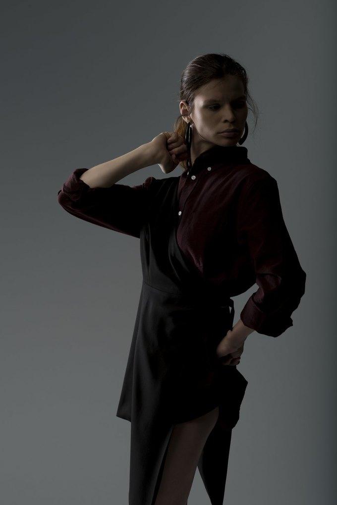 В Москве прошёл инклюзивный показ Bezgraniz Couture. Изображение № 33.