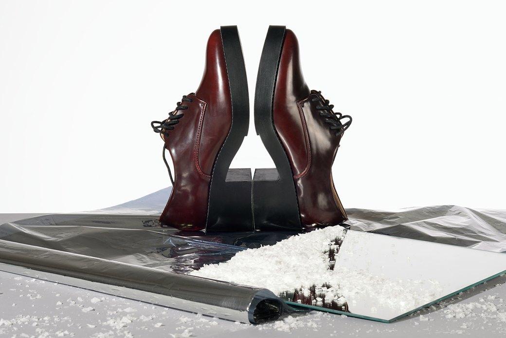 Что носить:  7 пар ботинок  на платформе. Изображение № 3.