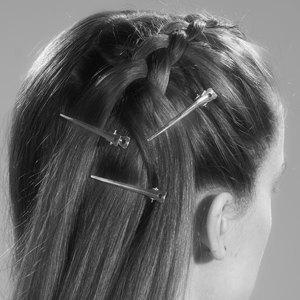 Модные причёски  из 90-х для волос  разной длины. Изображение № 4.