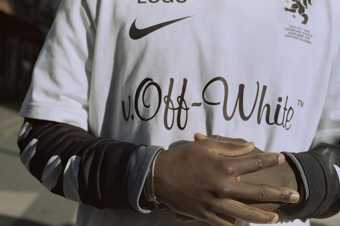 Вирджил Абло и Nike представили коллаб, посвящённый футболу. Изображение № 7.