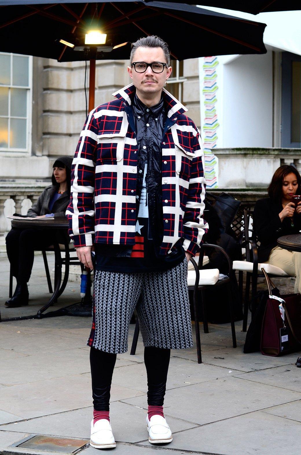 Неделя моды в Лондоне, часть I. Изображение № 12.
