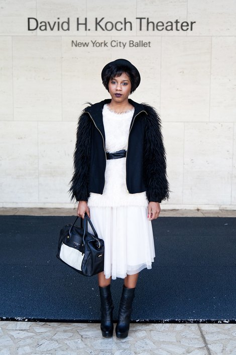 Неделя моды в Нью-Йорке,  часть II. Изображение № 26.