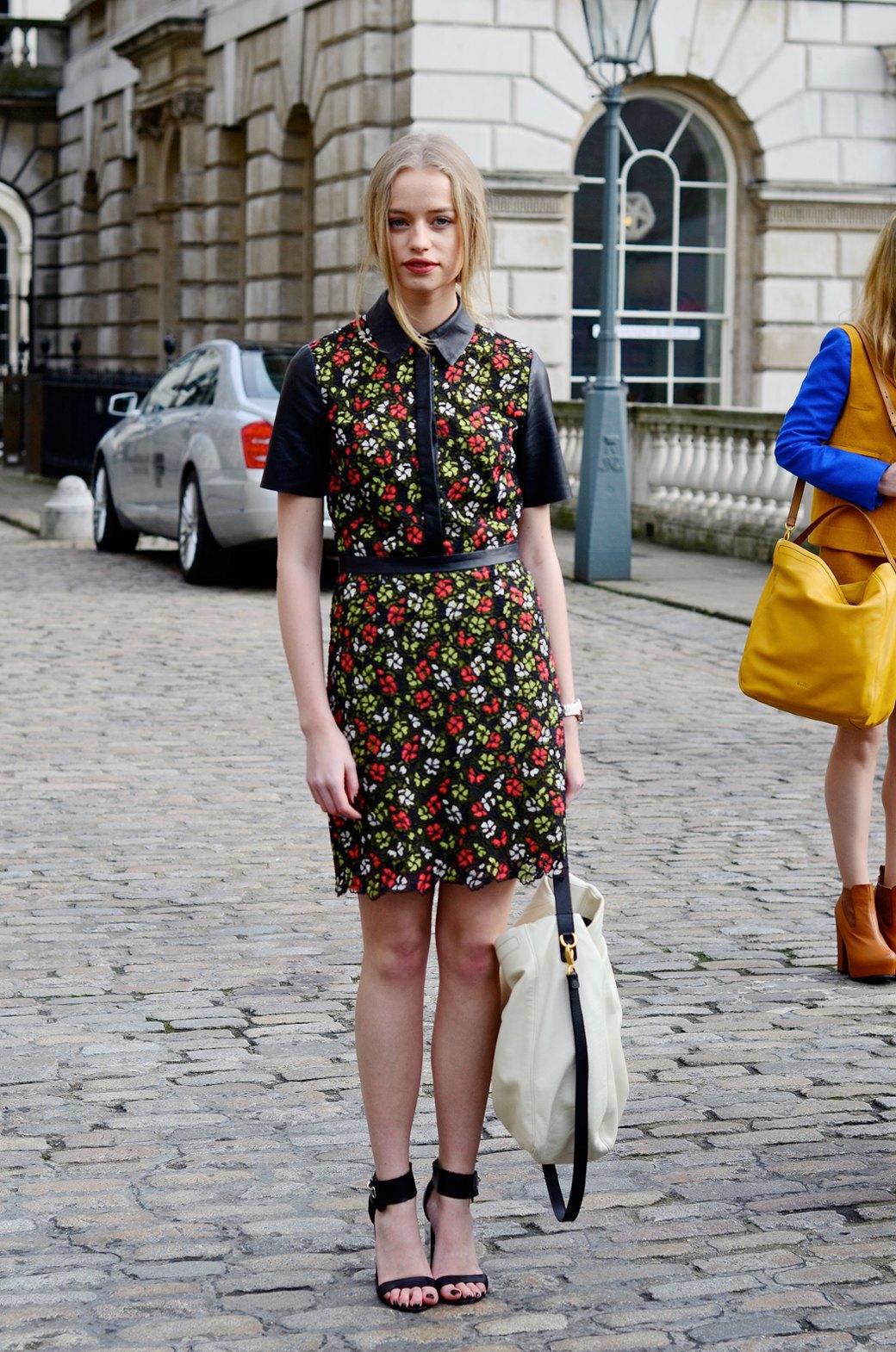 Неделя моды в Лондоне, часть I. Изображение № 6.