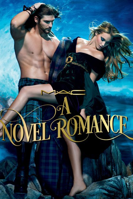 Любовные романы, страстные тени и другая дичь в коллекции MAC. Изображение № 5.