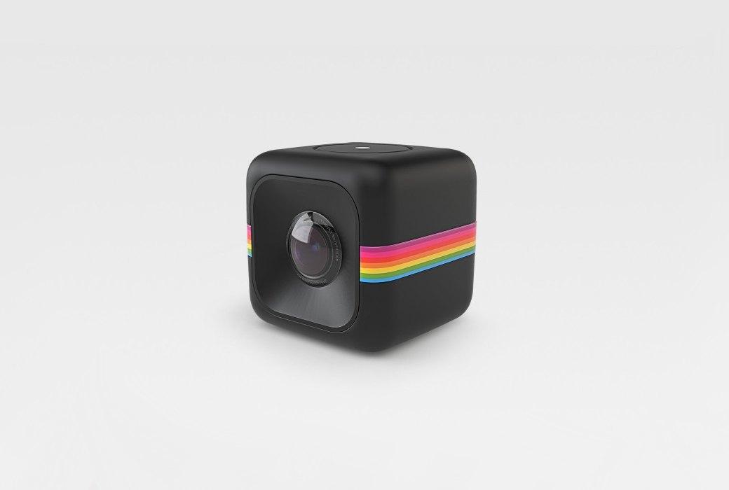 Крошечная видеокамера Polaroid Cube. Изображение № 1.