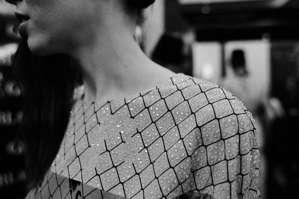 Репортаж:  Лаковая кожа  и мех на Viva Vox FW 2013. Изображение № 8.