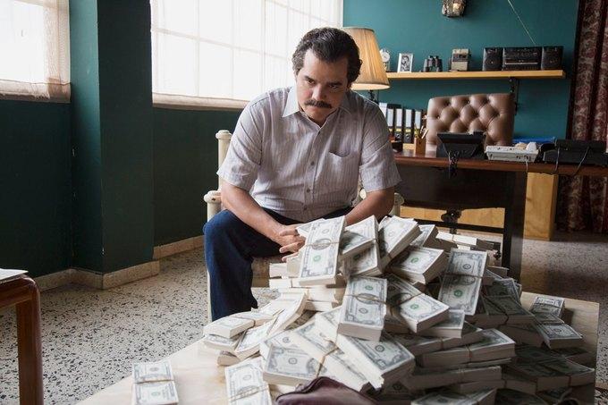 «Narcos»: Сериал  о наркокартеле и борьбе плохих с плохими. Изображение № 3.