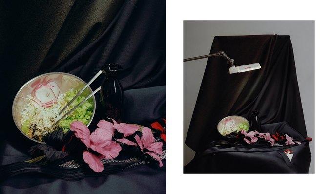 Лаконичные натюрморты  в новом лукбуке J.Kim . Изображение № 5.