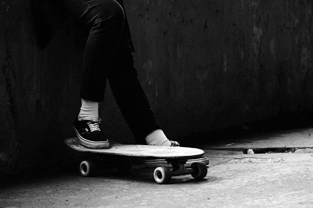 Женский пул:  Девушки на скейте. Изображение № 23.