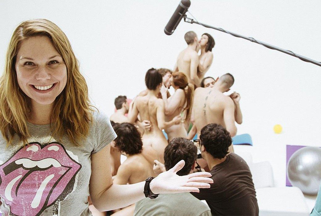 Женщина режиссер порно