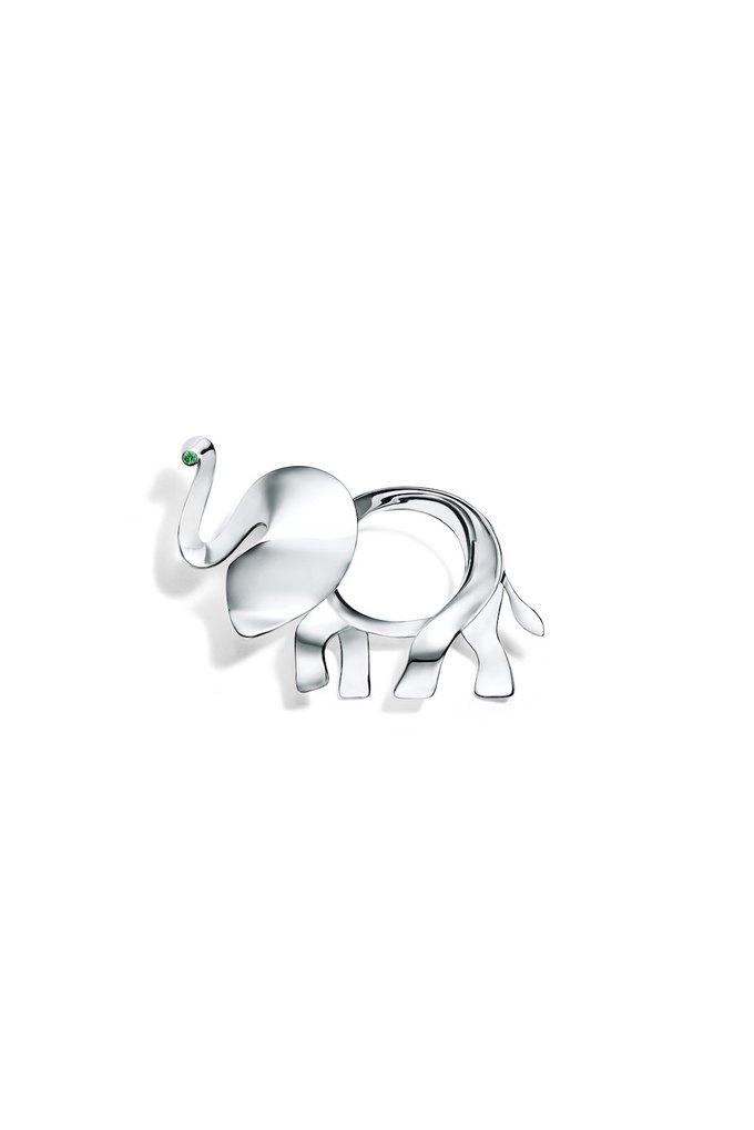 Tiffany & Co. выпустили коллекцию в защиту слонов. Изображение № 4.