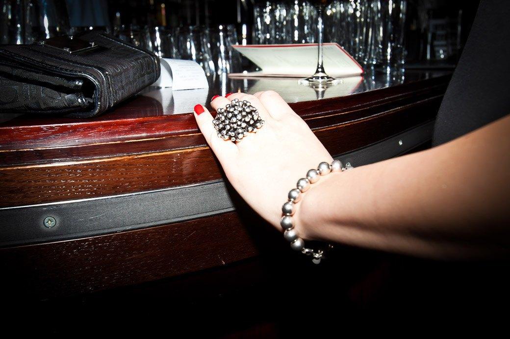 Гости вечеринки Black Caviar в баре Strelka. Изображение № 8.