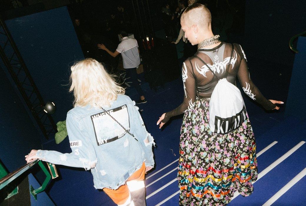 Бедные и клевые: Другая жизнь на Неделе моды в Париже. Изображение № 4.