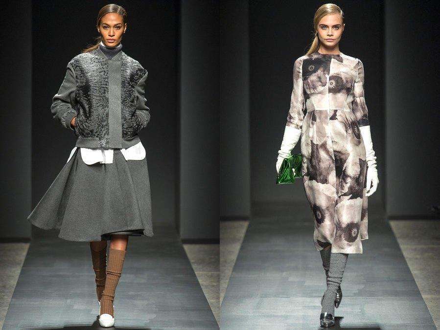 Неделя моды в Милане:  День 2. Изображение № 26.