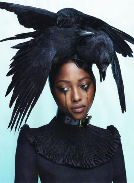 10 моделей африканского происхождения. Изображение № 79.
