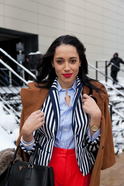 Неделя моды в Нью-Йорке,  часть I. Изображение № 27.