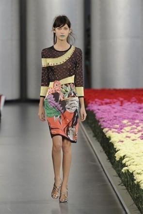 London Fashion Week: Christopher Kane и Mary Katrantzou. Изображение № 11.