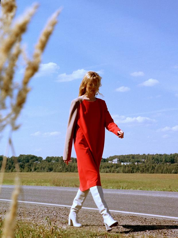 Московский бренд Nebo представил лукбук осень-зима — 2018. Изображение № 7.