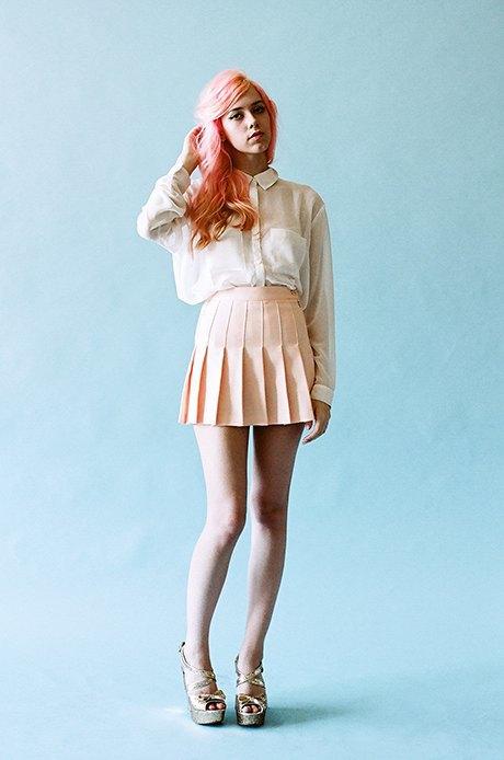 Блогер Кейли Флайт  о любимых нарядах. Изображение № 9.